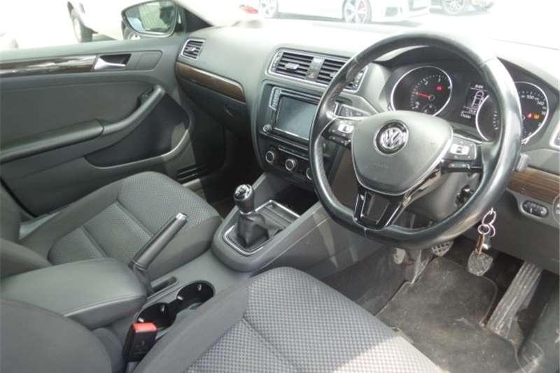 VW Jetta 1.6TDI Comfortline 2016