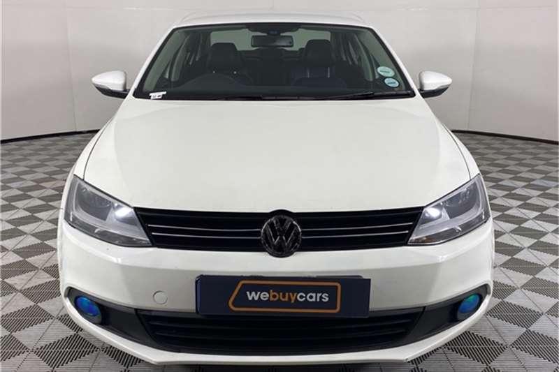 2012 VW Jetta Jetta 1.6TDI Comfortline auto