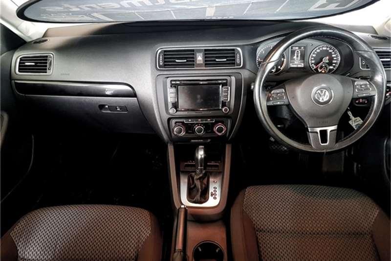 2013 VW Jetta Jetta 1.6TDI Comfortline auto