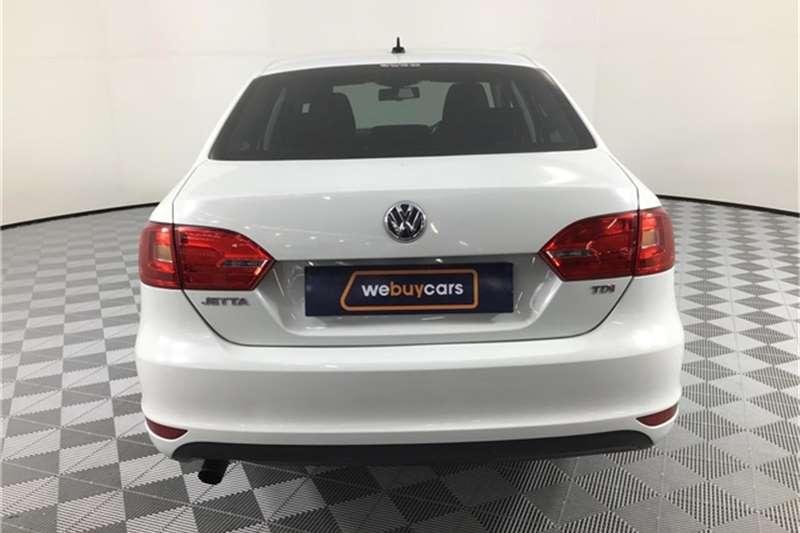 VW Jetta 1.6TDI Comfortline auto 2014