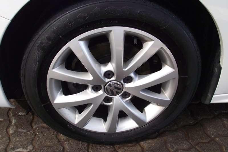 VW Jetta 1.6TDI Comfortline DSG 2013