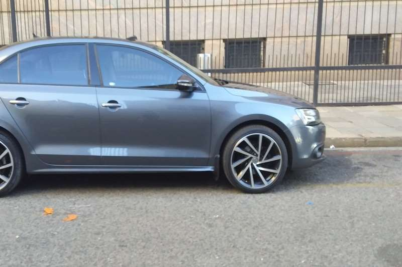 Used 2014 VW Jetta 1.6TDI Comfortline DSG