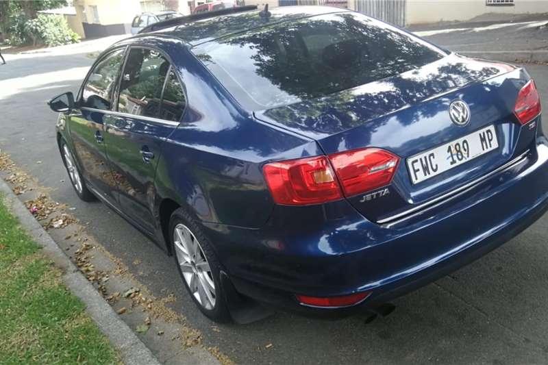 VW Jetta 1,6tsi comfortline 2012
