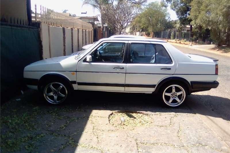 VW Jetta 1.8T R 1986