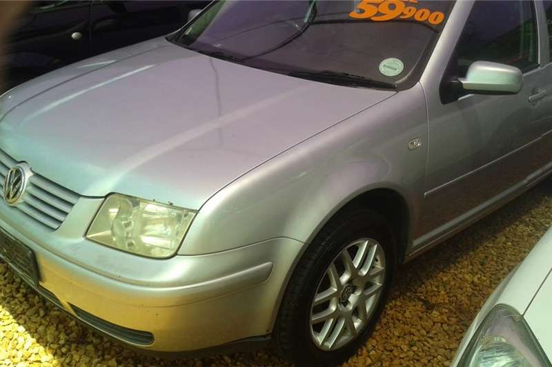 VW Jetta 1.9TDI Comfortline 2005