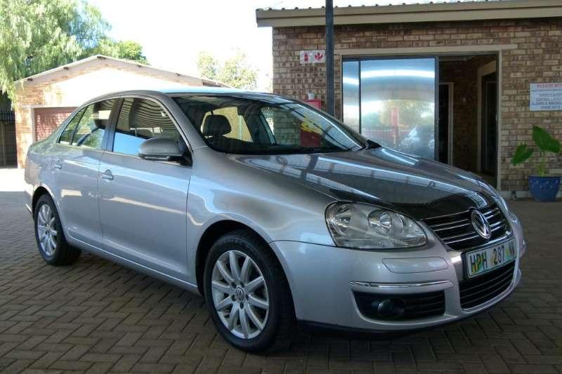 VW Jetta 1.9TDI Comfortline 2007