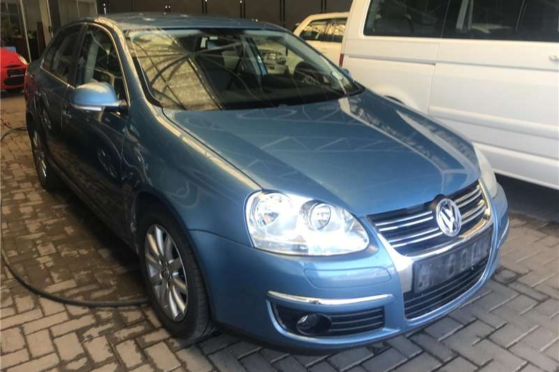 VW Jetta 1.9TDI Comfortline 2008