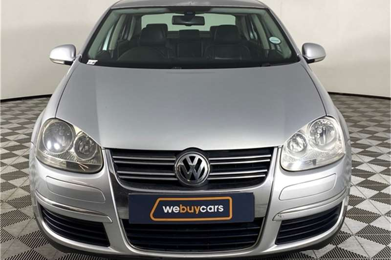 2008 VW Jetta Jetta 1.9TDI Comfortline