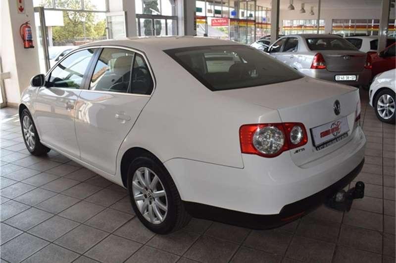 2009 VW Jetta Jetta 1.9TDI Comfortline