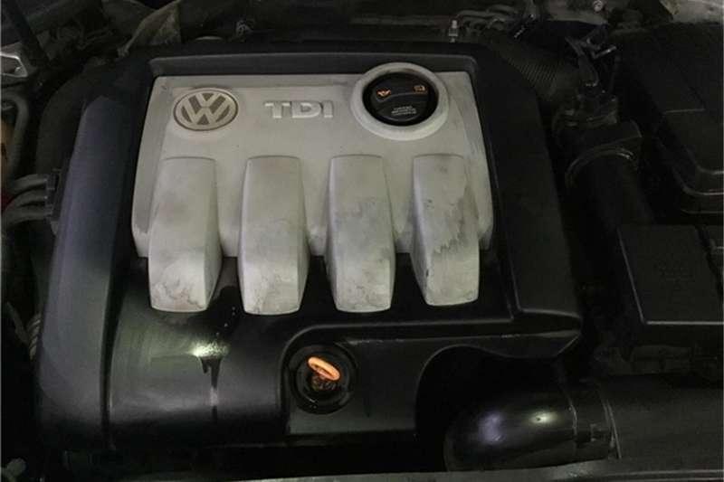 VW Jetta 1.9TDI Comfortline DSG 2007