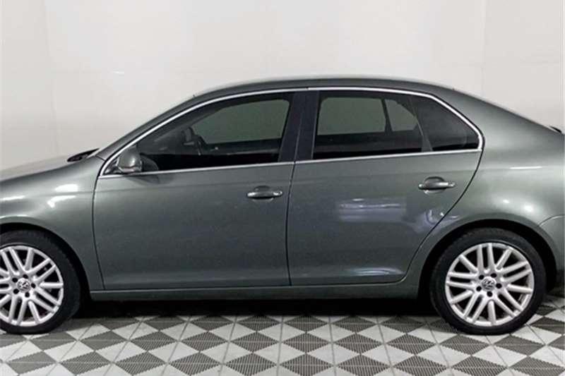 2008 VW Jetta Jetta 1.9TDI Comfortline DSG