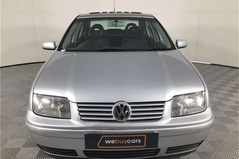 VW Jetta 1.9TDI Highline 2002