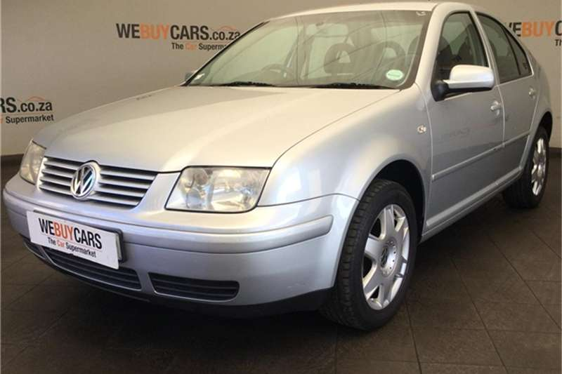 VW Jetta 1.9TDI Highline 2003