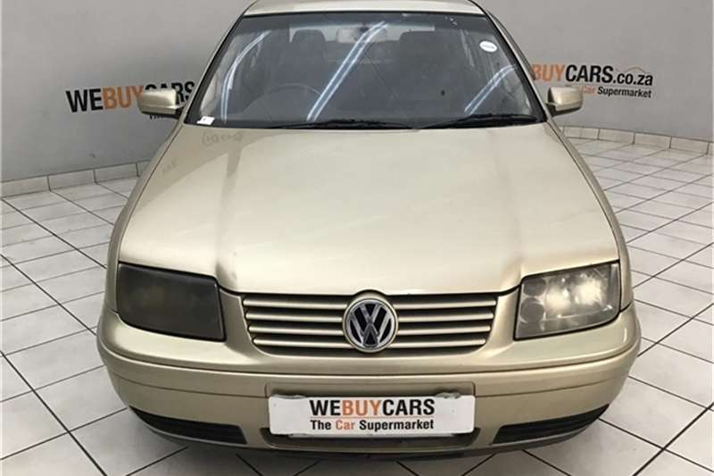 VW Jetta 1.9TDI Highline 2003