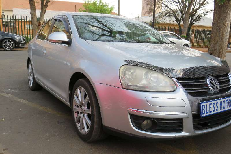 VW Jetta 1.9TDI Highline 2007