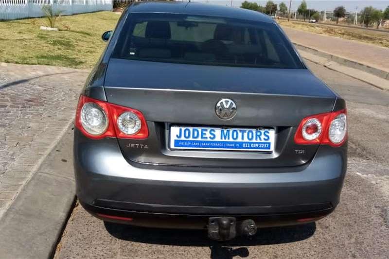 Used 2008 VW Jetta 1.9TDI Highline
