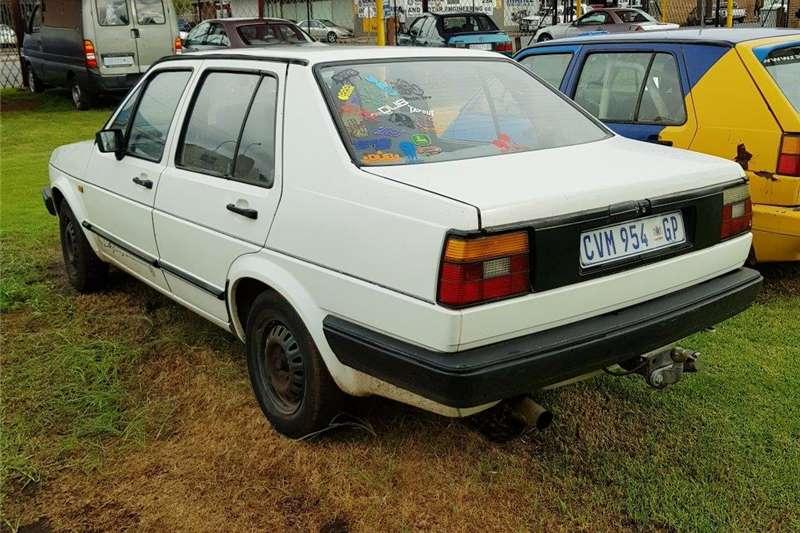 VW Jetta 1800 CSX 1988