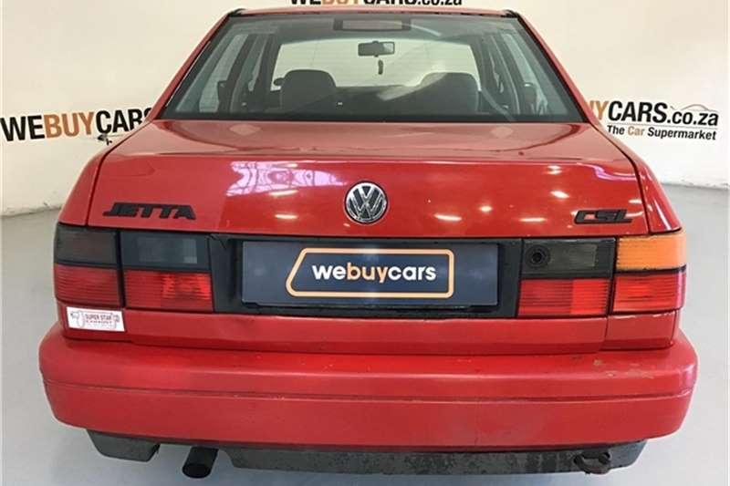 VW Jetta 1996