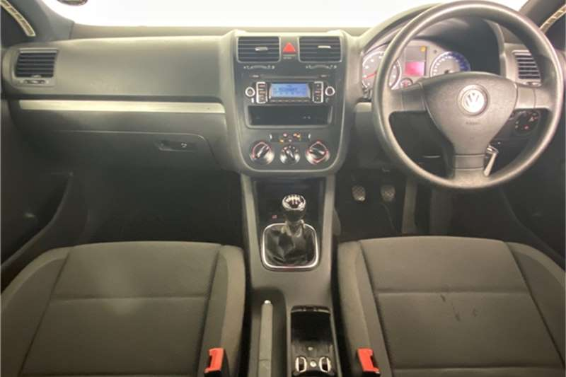 2009 VW Jetta Jetta 2.0 Comfortline