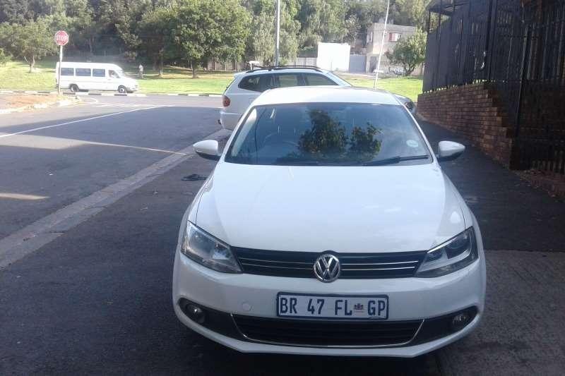 VW Jetta 2.0 Comfortline 2012
