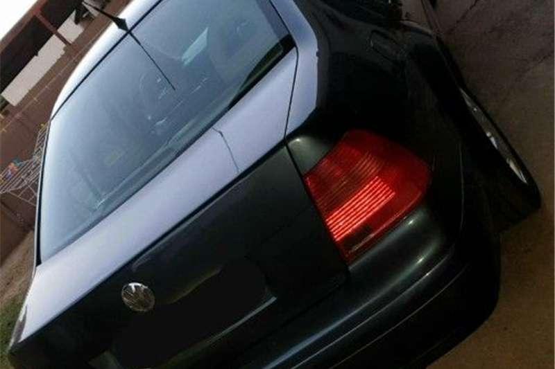 VW Jetta 2.0 Highline 2002