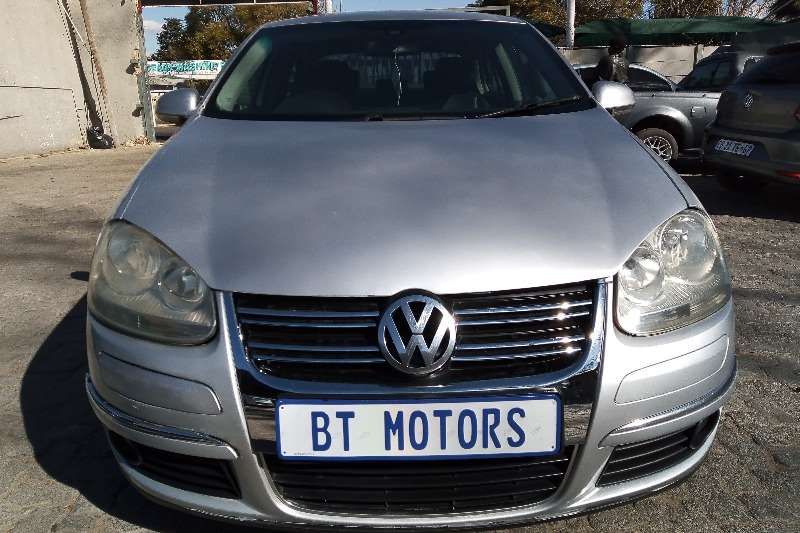 VW Jetta 2.0 Highline automatic 2008