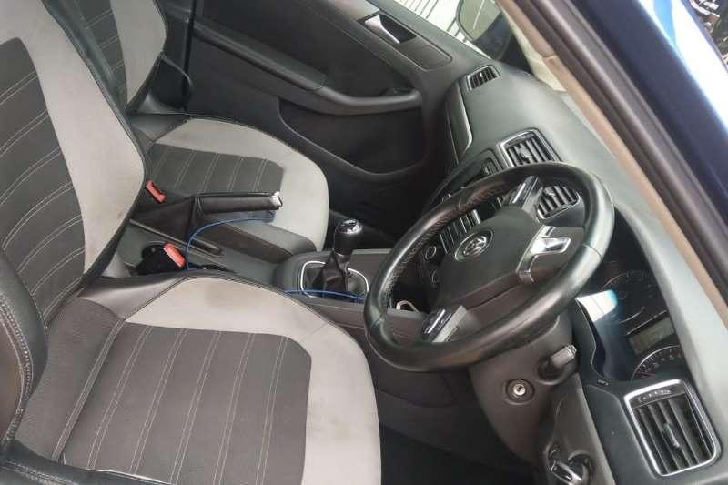 VW Jetta 2.0 Trendline 2012