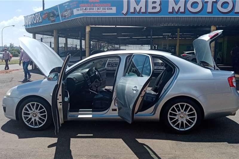 Used 2007 VW Jetta 2.0FSI Sportline