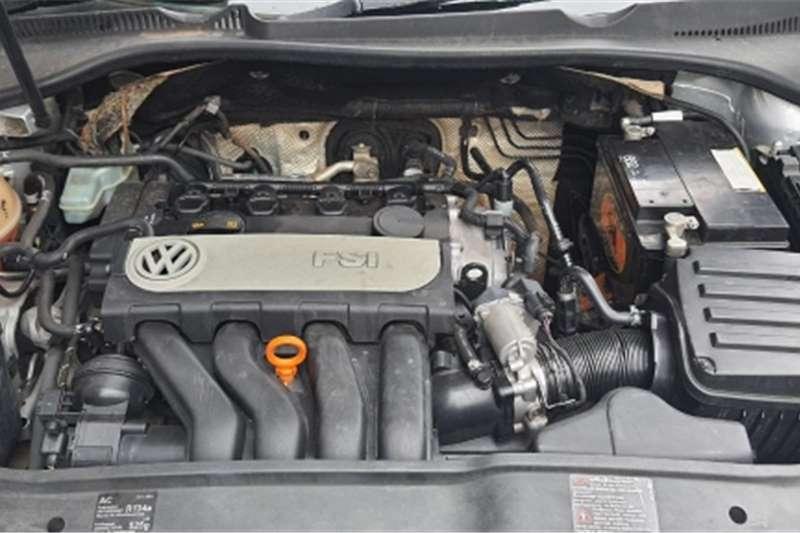 VW Jetta 2.0FSI Sportline 2009