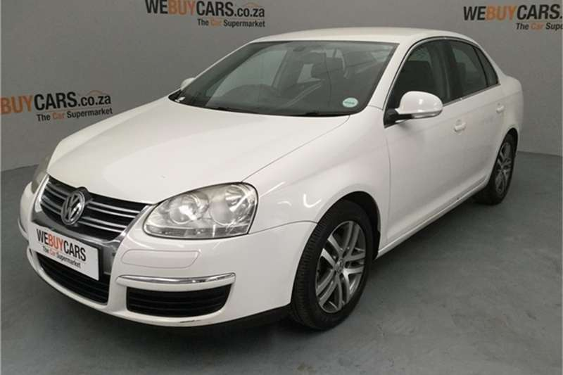 VW Jetta 2.0TDI Highline 2008