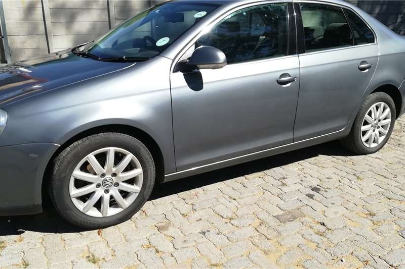 VW Jetta 2.0TDI Highline 2009
