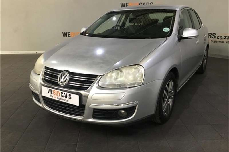 VW Jetta 2.0TDI Highline 2010