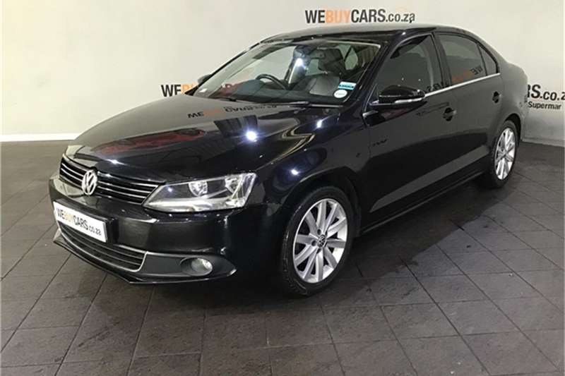 VW Jetta 2.0TDI Highline 2011