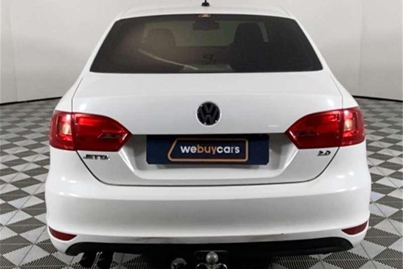 2011 VW Jetta Jetta 2.0TDI Highline