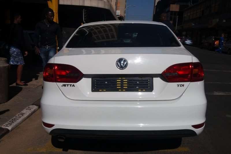 VW Jetta 2.0TDI Highline 2012