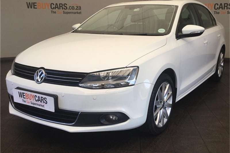 VW Jetta 2.0TDI Highline auto 2014