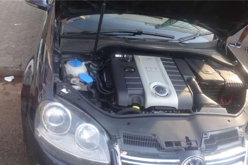 VW Jetta 2.0TSI Sportline 2008