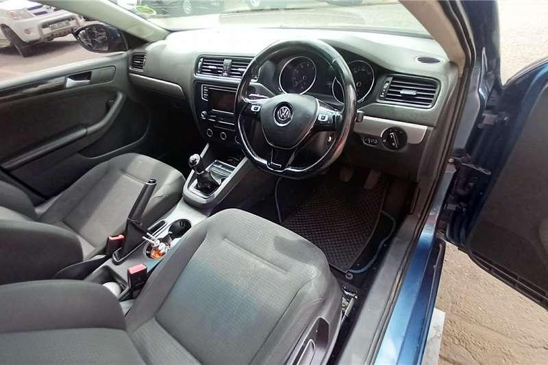 VW Jetta GP 1.4 TSi COMFORTLINE 2018