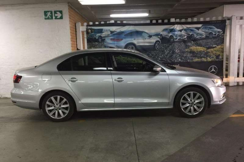 VW Jetta GP 2.0 TDI HIGHLINE DSG 2016