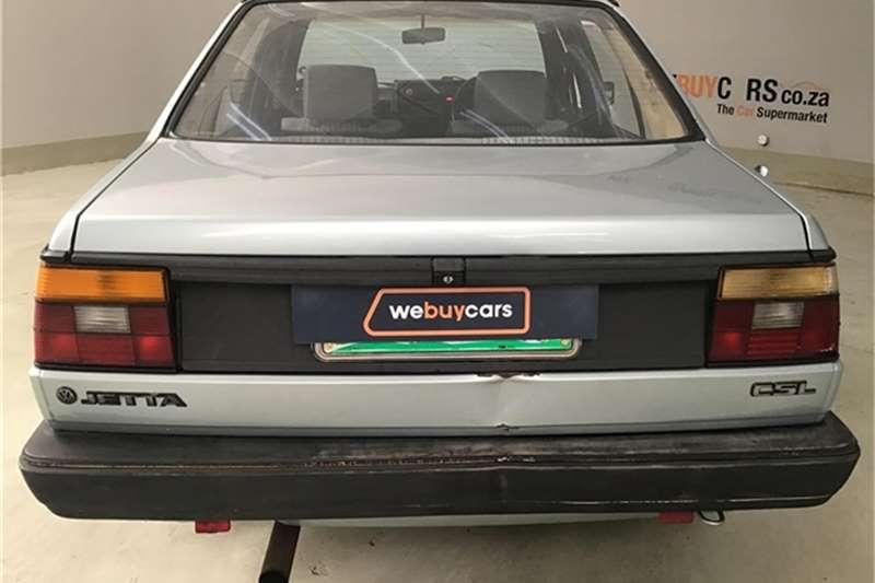 VW Jetta I 1985