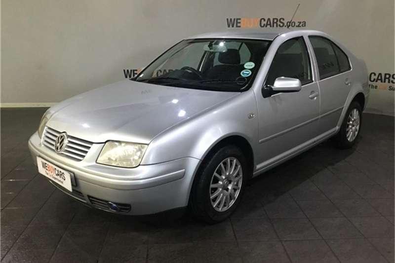 2004 VW Jetta 1.6 Comfortline