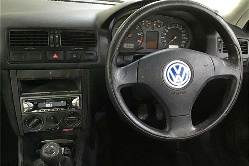 2001 VW Jetta 1.6