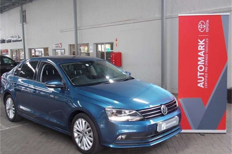 2016 VW Jetta 1.4TSI Highline auto