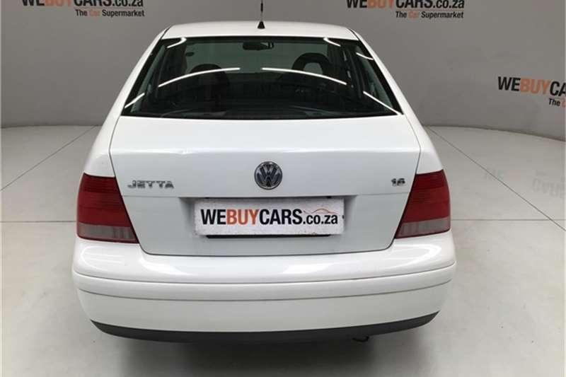 2001 VW Jetta 1.6 Comfortline automatic