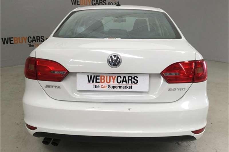 2013 VW Jetta 2.0TDI Highline