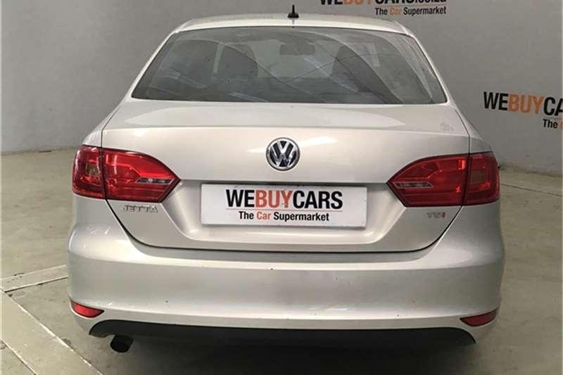 2012 VW Jetta 1.6TDI Comfortline auto