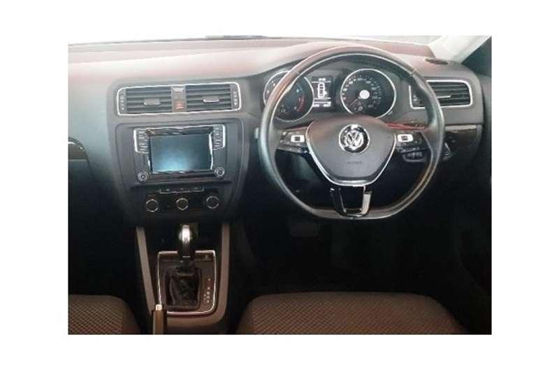 2018 VW Jetta 1.4TSI Comfortline auto
