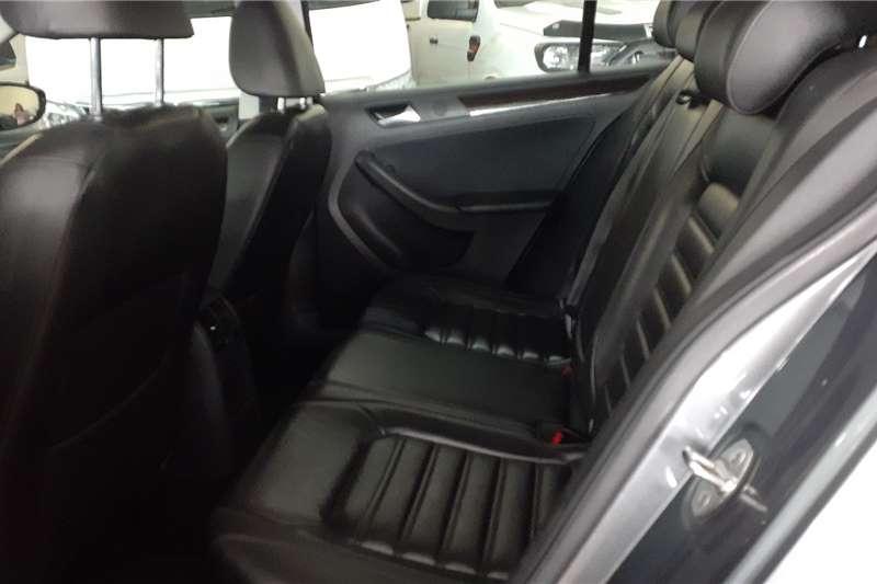 2015 VW Jetta 1.4TSI Comfortline auto