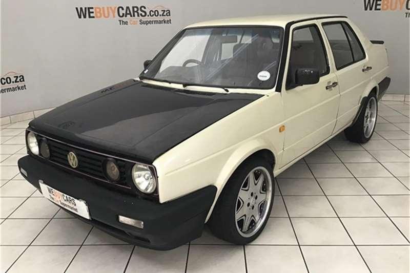 VW Jetta II 1988