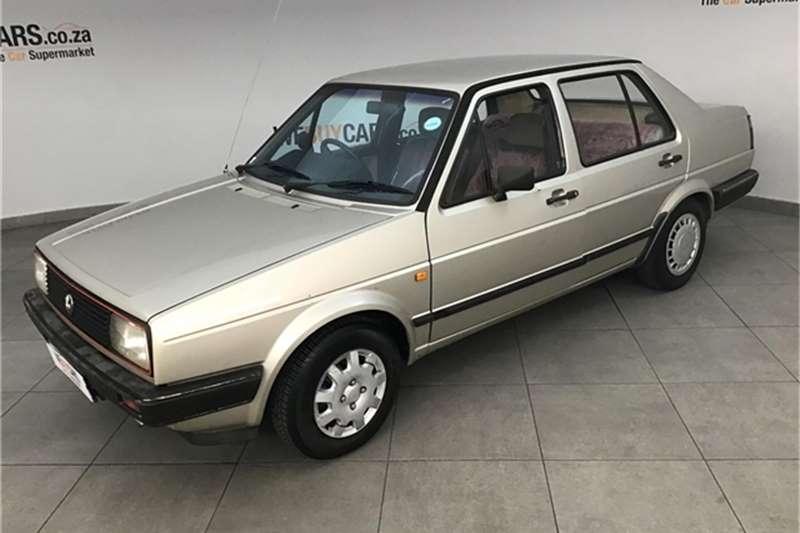 1986 VW Jetta